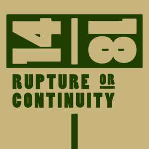14 -18 / Rupture or Continuity