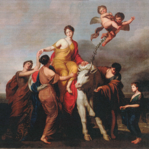 Abduction of Europe - Pierre-Joseph C. François