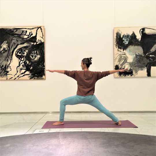 Yoga at the Museum!