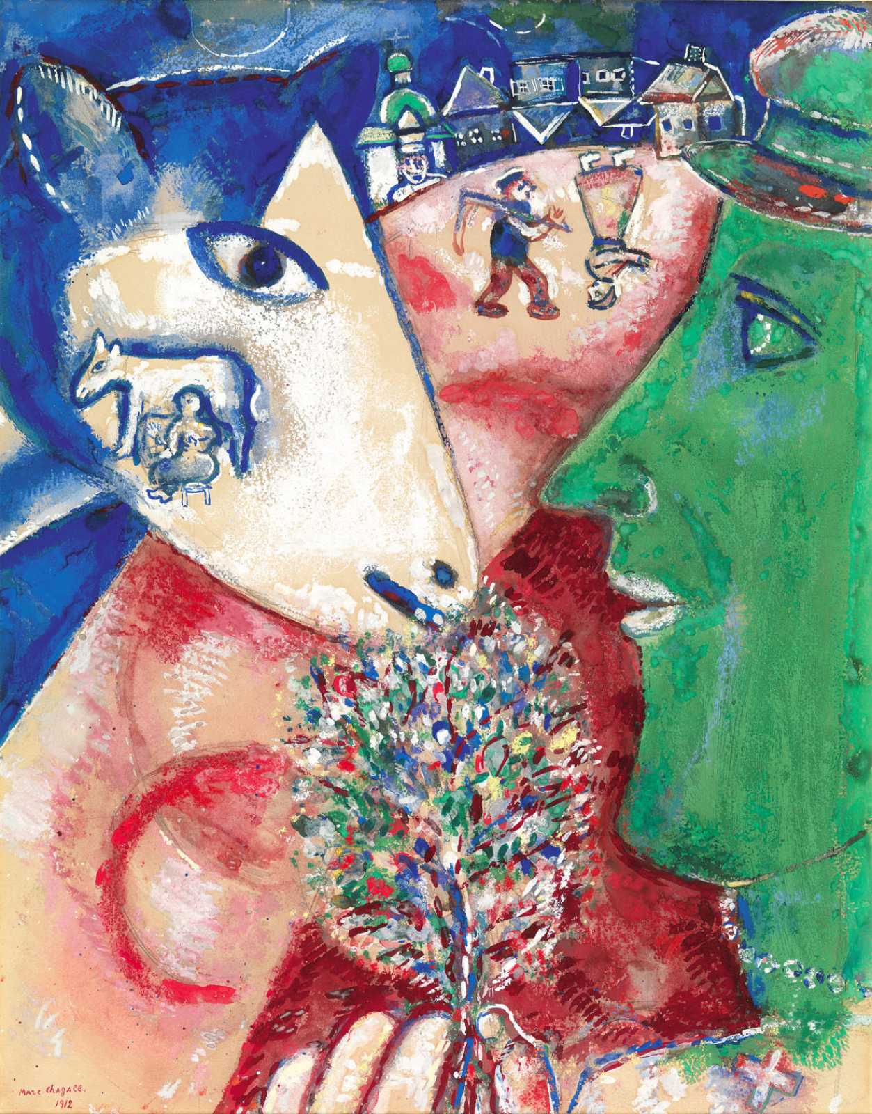 Exhibition « CHAGALL » – Royal Museums of Fine Arts of Belgium