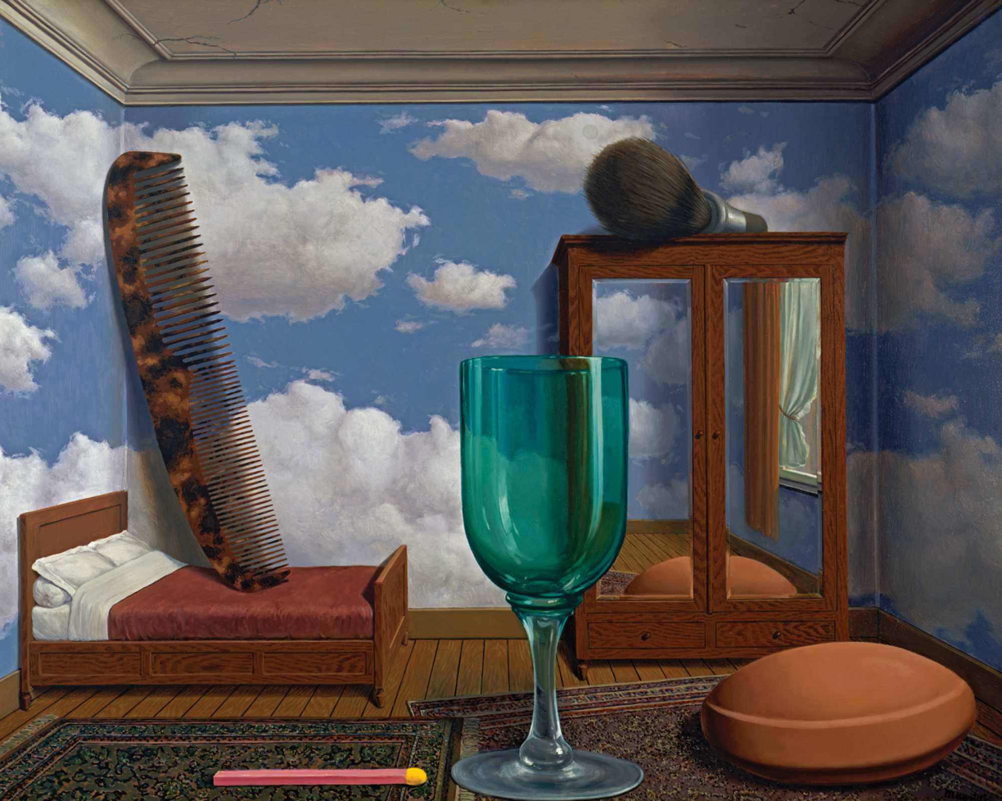 WOW Presents: Surrealist Rene Magritte