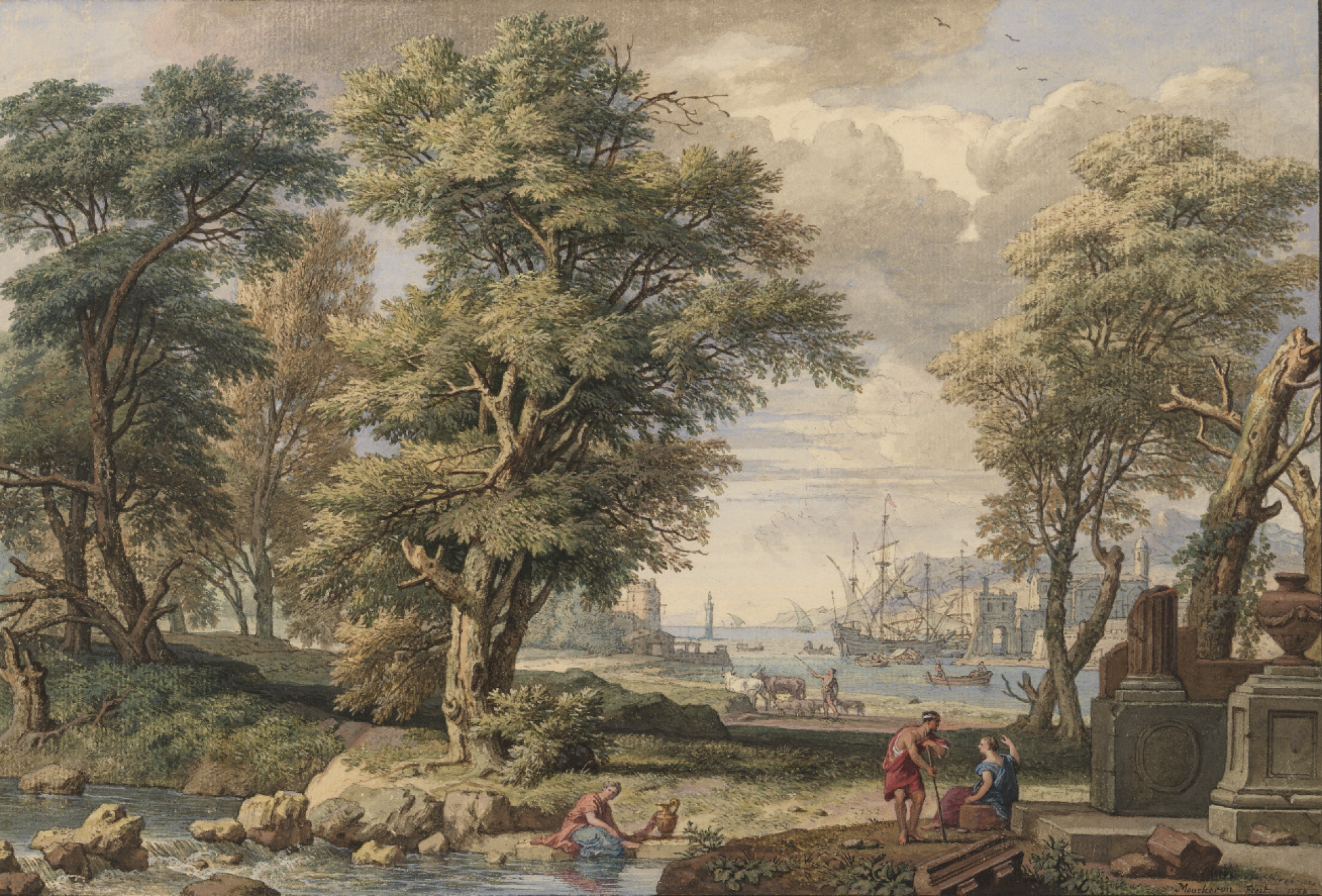 Exhibition « DUTCH SPRING: A Cabinet of the Most Delightful Drawings