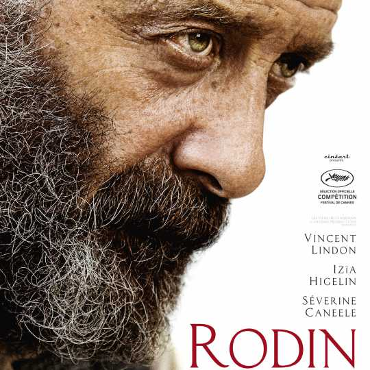 Rodin Cinéart Poster (click to enlarge)
