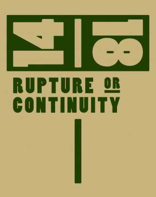 Laura Kollwelter, 14/18 – Rupture or Continuity (2018)