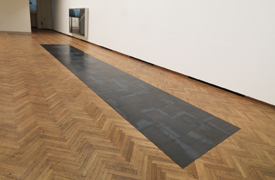 4 x 25 Altstadt Rectangle - Carl Andre