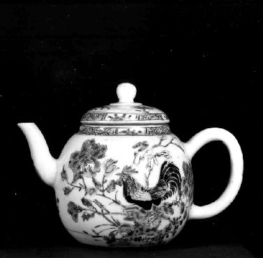 China, Qianlong : Theepot