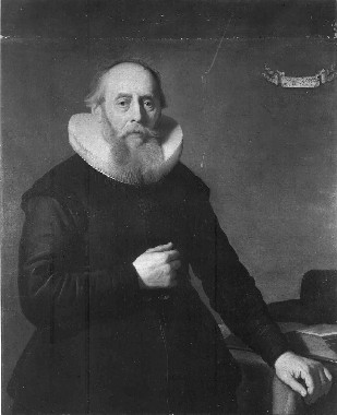 Jacob Adriaensz. Backer : Portrait de Harman Dircksz. van de Kolck