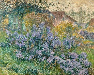 Emile Claus : De asters