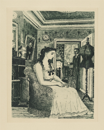 Paul Delvaux : 16 illustraties voor