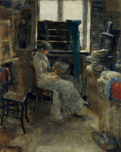 James Ensor : Une coloriste