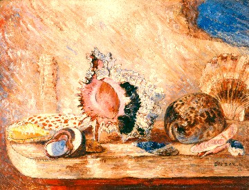 James Ensor : Schelpen