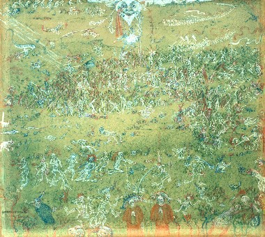 James Ensor : La guerre des escargots