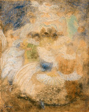 James Ensor : Révérences de pantins à Cydalise