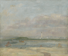James Ensor : Le phare d'Ostende