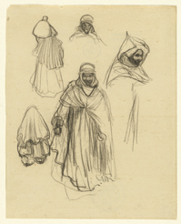 Henri Evenepoel : Arabes (2)