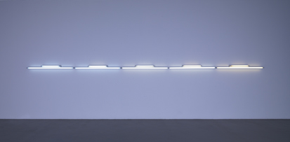 Dan Flavin : Untitled, Jan. 22, 1964