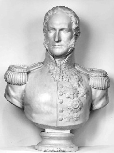 Guillaume Geefs : Koning Leopold I (1790-1865)