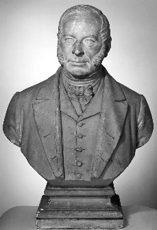 Guillaume Geefs : Charles Thiéfry, homme politique (1796-1878)