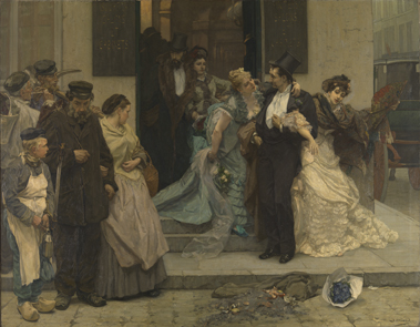 Charles Hermans : A l'aube