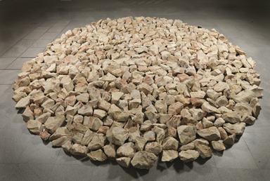 Utah Circle - Richard Long