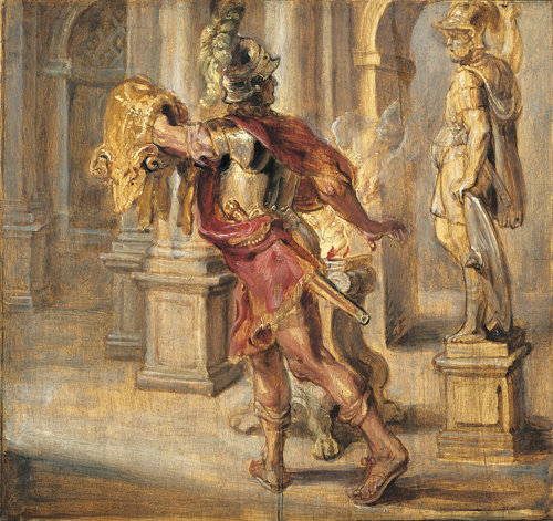 Peter Paul Rubens : Jason avec la Toison d'Or