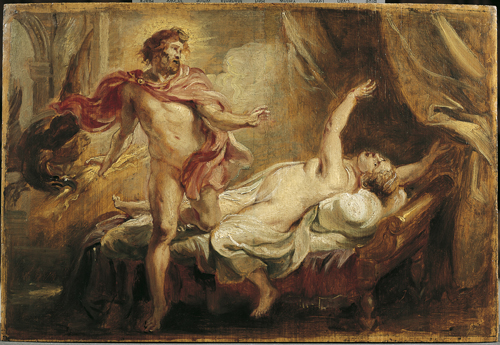 Peter Paul Rubens : Jupiter en Semele
