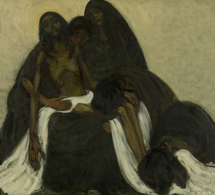 Albert Servaes : Pietà