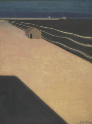 La digue - Léon Spilliaert
