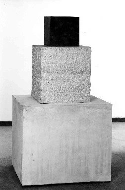 Dan van Severen : Sculpture