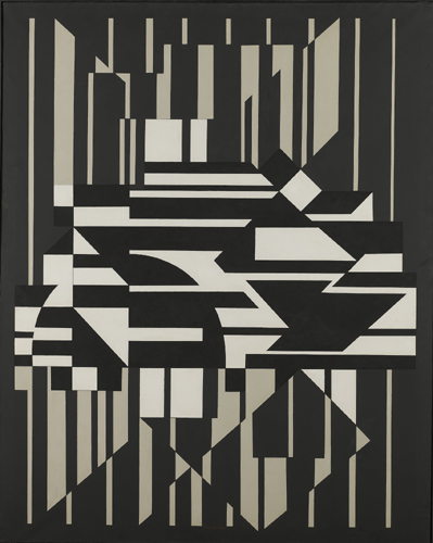 Victor Vasarely : Horn